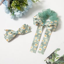 Daisy Print Hairpin for Mommy and Me