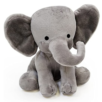 Cute Elephant Plush Pillow Infant Soft Toy Baby 's Playmate gift