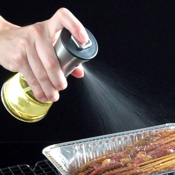BBQ Baking Olive Oil Spray Bottle Oil Vinegar Spray Bottles Water Pump Gravy Boats Grill BBQ Sprayer BBQ Kitchen Tools