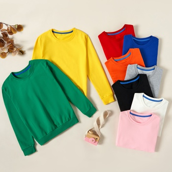 Trendy Solid Unisex Casual Sweatshirts