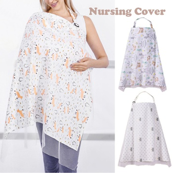 Mother Breastfeeding Cover Baby Nursing Cover Outdoor  Feeding Covers Apron Cover Maternity Pads