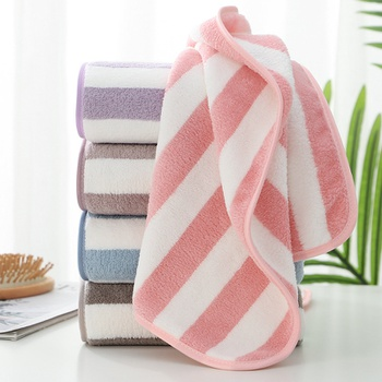 Striped Jacquard Bathroom Bath Beach Sun Bath Large Towel Gym Yoga Sports Towels