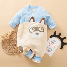 Baby Adorable Animal Jumpsuit