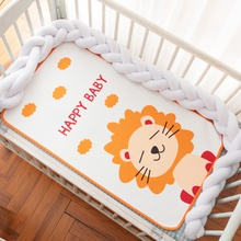 Cartoon Lion Waterproof Washable Baby Changing Pad