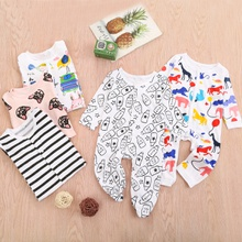 Baby Stylish Print Jumpsuit