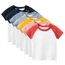 Baby / Toddler Casual Colorblock Tee