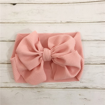 Baby/ Toddler Girl's Bowknot Solid Headband