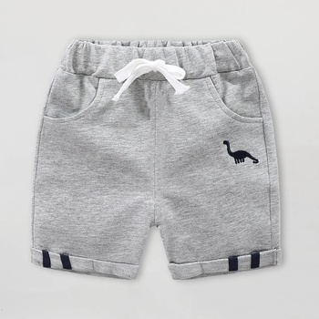 Baby / Toddler Cotton Dinosaur Shorts