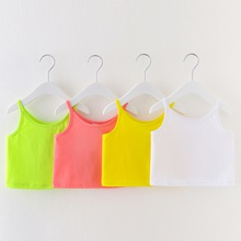 Baby / Toddler Casual Colorful Solid Camisole