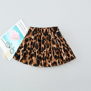 Baby / Toddler Leopard Print Skirt