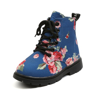 Toddler / Kid Fashion Floral Boots