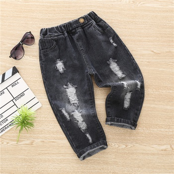 Baby / Toddler Trendy Ripped Jeans