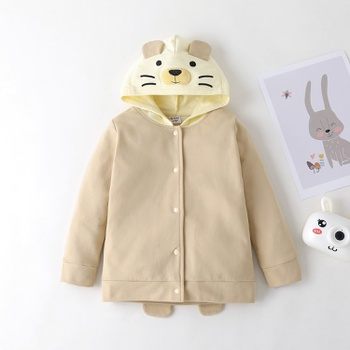 Baby / Toddler 3D Bear Jacket