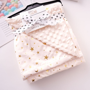 Baby Swaddle Blankets Soft Sleeping Blanket Wrap Set Newborn Baby Bedding stuff