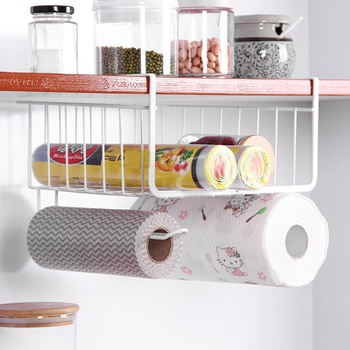 Practical Compartment Hanging Storage Rack