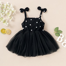 Baby / Toddler Dotted Strappy Tutu Dresses