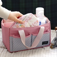 Portable Large Capacity Mother and Baby Storage Bag