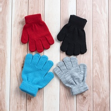 Baby / Toddler Solid Gloves