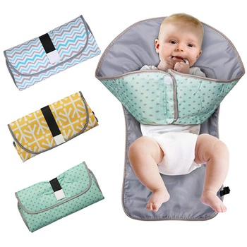 3 In 1 Multi-functional Changing Pad Urine Mat