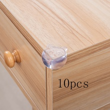 10 Pcs Baby Table Corner Protectors