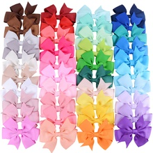 1-pack Pretty Bowknot Hairpins for Girls