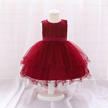 Baby Girl Sweet Costumes & Formal Dresses & Tuxedos Party Wear Tutu Children's Princess Dresses