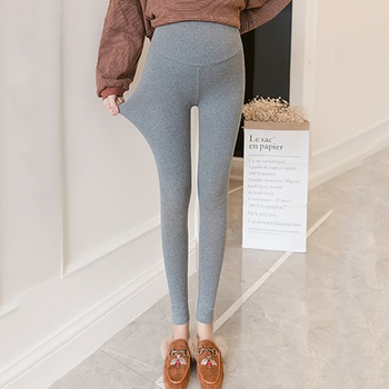 Stretch tight pants for pregnant women