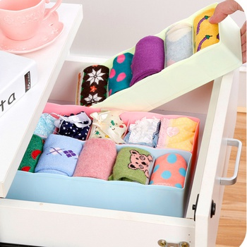 Convenient Drawer Clothes/Cosmetic Storage Box