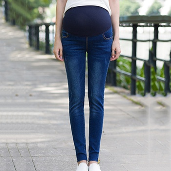 Casual Belly Care Maternity Jeans
