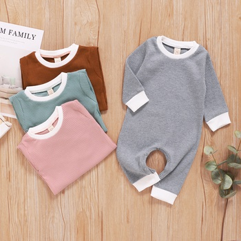 Baby Solid Jumpsuit