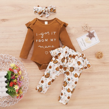 Baby Girl Floral Sets