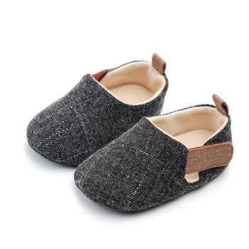 Baby / Toddler Stylish Solid Cotton Prewalker Shoes