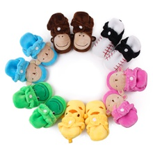 Baby / Toddler Cartoon Animal Cotton Boots