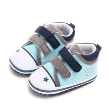 Baby / Toddler Stars Colorblock Casual Prewalker Shoes
