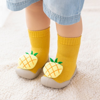 Baby / Toddler Cartoon Fruit Prewalker Shoes