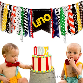 Mexico Carnival  Birthday Party Banner Home Decor