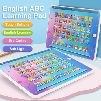 Touch Tablet Kid Laptop Educational Toy