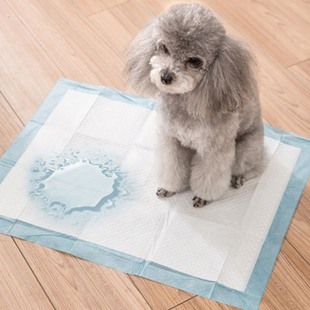 Thicker Heavy Absorbency Pet Training Puppy Pee Pad