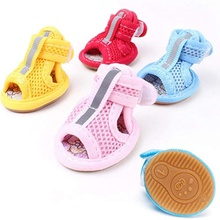 Spring and summer pet sandals shoe cover