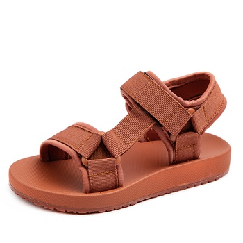 Toddler / Kids Casual Solid Canvas Sandals