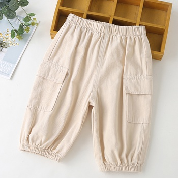 Baby / Toddler Casual Solid Pants