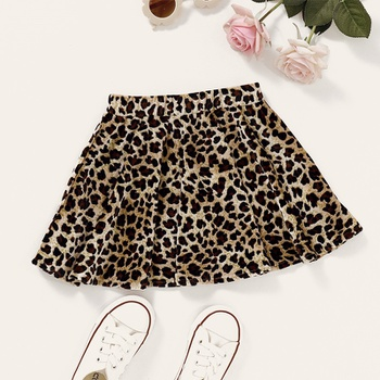 Baby / Toddler Fashionable Leopard Pattern Skirt