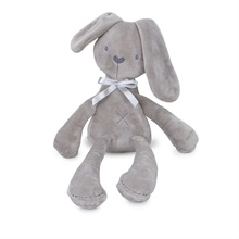 7.8''/15.6'' Soft Adorable Animal Rabbit Baby Pillow Infant Sleeping Stuff Toys Baby 's Playmate Toddler Gift
