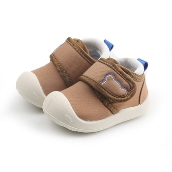 Baby / Toddler / Kid Solid Bear Embroidered Casual Antiskid Sneaker
