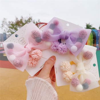 2-pack Pretty Bowknot Hairbands for Girls