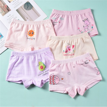 5-Pack Baby / Toddler Girl Cutie Knickers