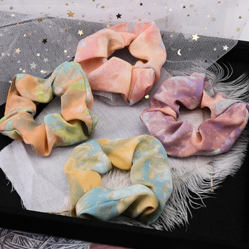 Pretty Dyed Hairband for Girls