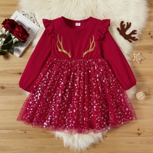 Kid Girl Party Dress