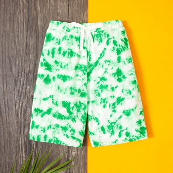 Toddler Boy Summer Print Casual Shorts