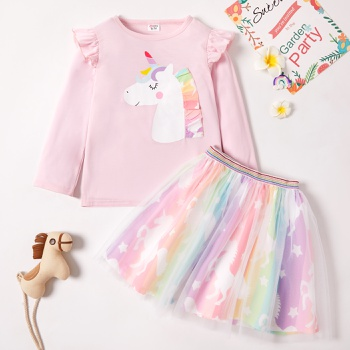 Kid Girl Unicorn Sets